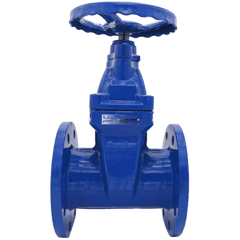 BS5163/GB Non-ring Stem Soft Seal Gate Valve