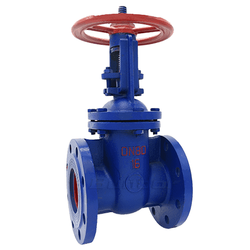 Cast Iron Outside Stem Gate Valve